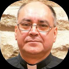 Father Pedro Zuniga, Associate Pastor