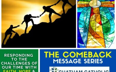 """""""THE COMEBACK"""" MESSAGE SERIES"""